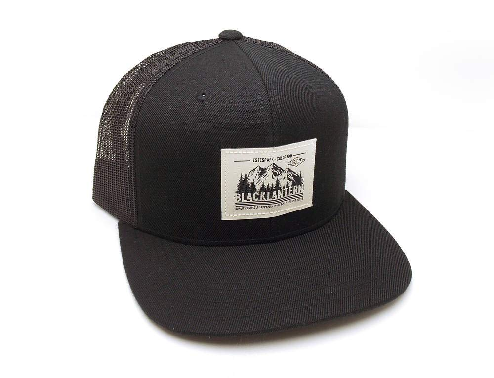 Trucker Hat - Mountain & Forest Patch