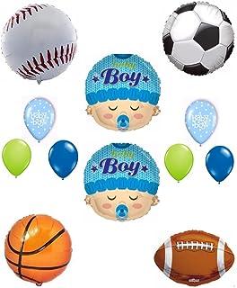 Its A Boy Baby Shower Sports Theme Balloon Decoration Kit