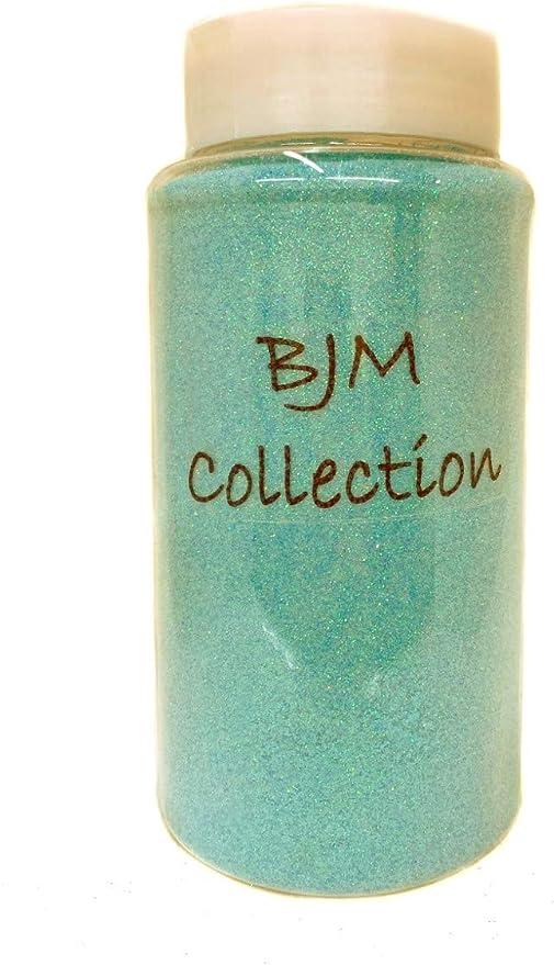 Ben Collection 1-Pound Glitter Powder Bottle Art Craft Peach Coral
