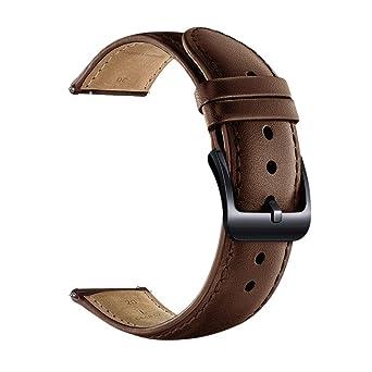 Amazon.com: Correa de reloj de 0.787 in, correa de reloj de ...