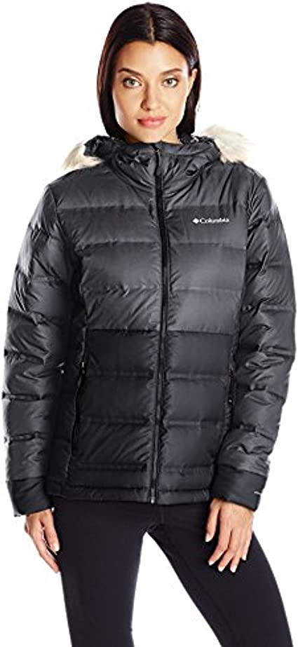 Columbia Womens North Protection Hooded Jacket