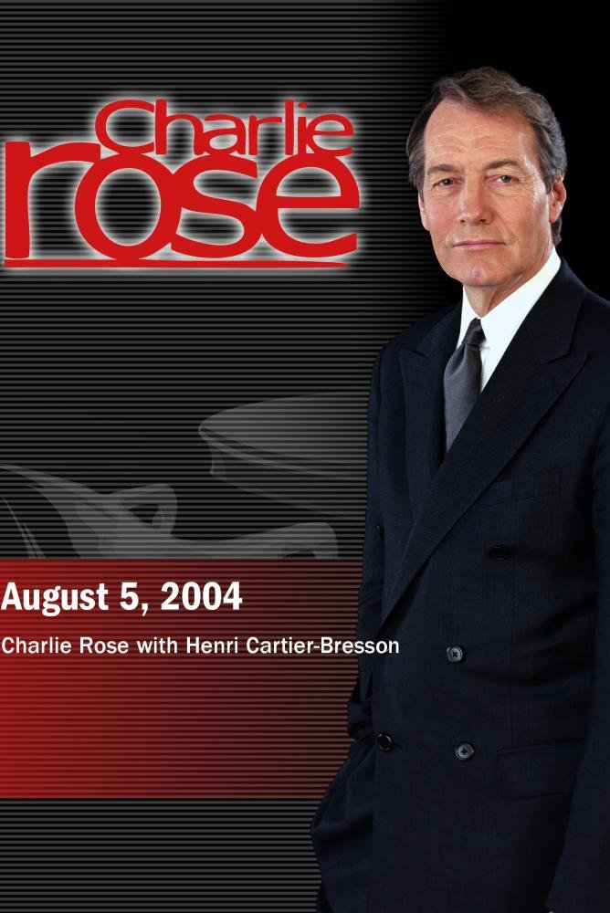 Charlie Rose (August 5, 2004)