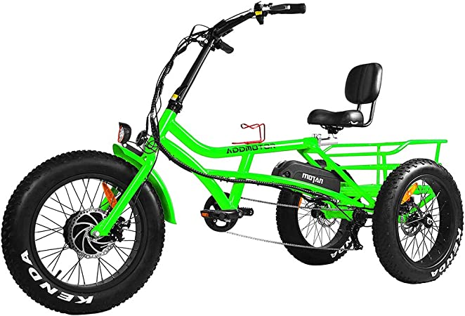 Addmotor Motan Electric Tricycle