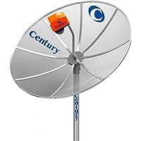Antena Parabólica 1,70 cm (Sem Receptor) - Century