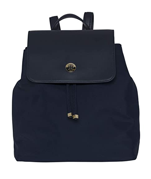 Tommy Hilfiger Dressy Nylon Backpack Tommy Navy: Amazon.es: Zapatos y complementos