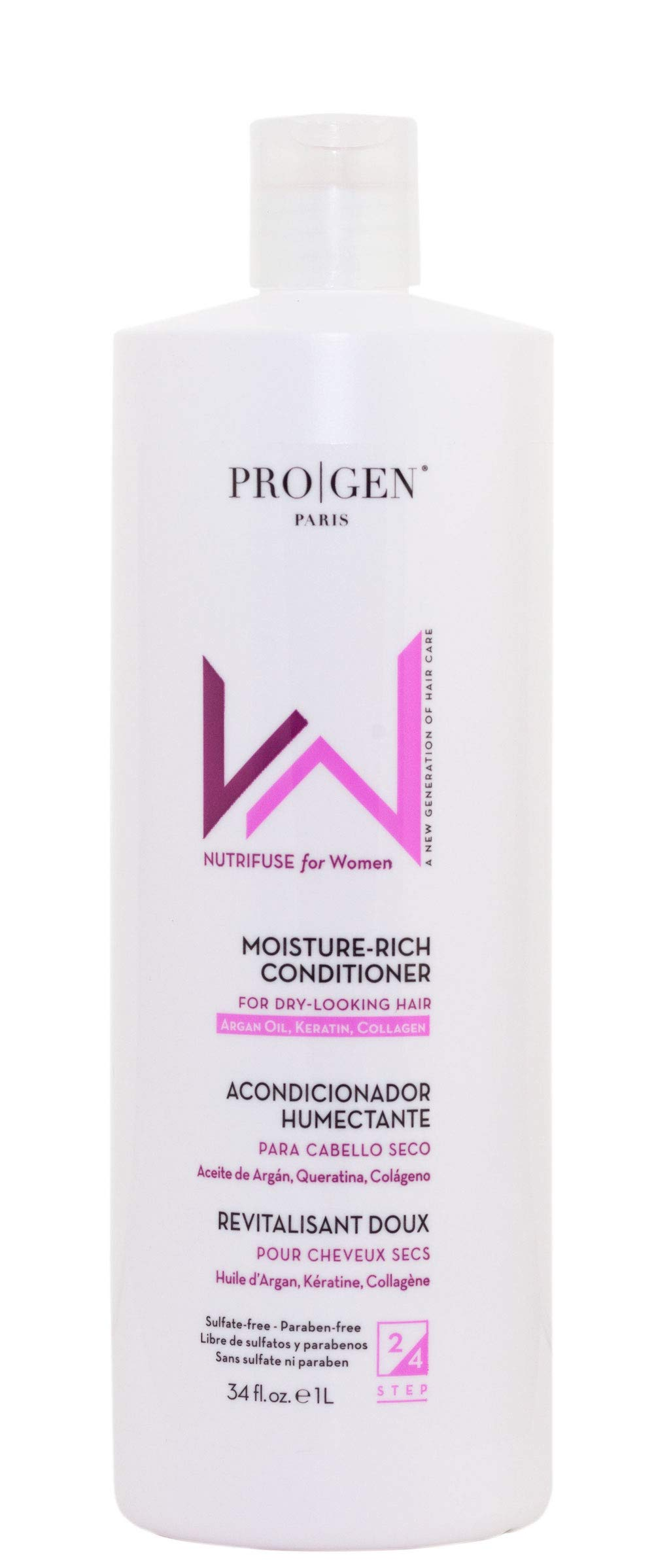 Nutrifuse W Moisture Rich Conditioner 34oz by Nutrifuse (Image #1)
