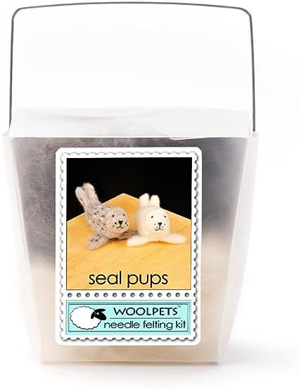Puppies Needle Felting Kit