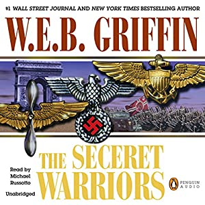 The Secret Warriors Audiobook