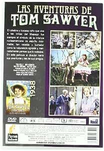 Las Aventuras De Tom Sawyer [DVD]