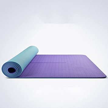 Yoga Mat Beginner Thickening Widened Ligero Antideslizante ...