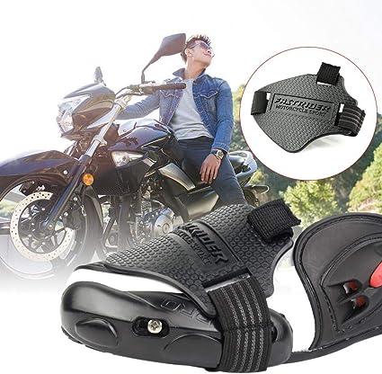 Protège sélecteur De Moto, Protège chaussures De Locomotive