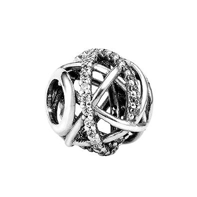 1d8a7dc1d Pandora 791388CZ Galaxy Charm: Amazon.co.uk: Jewellery