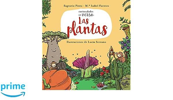 Las plantas (Spanish Edition): Sagrario Pinto & María Isabel Fuentes, Anaya, Lucía Serrano: 9788469833636: Amazon.com: Books