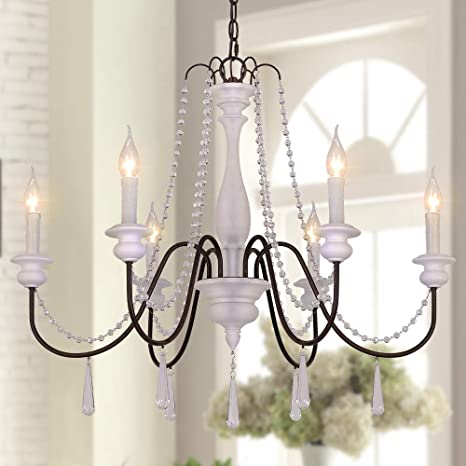 Amazon.com: OSAIRUOS - Lámpara de araña hecha a mano, de ...