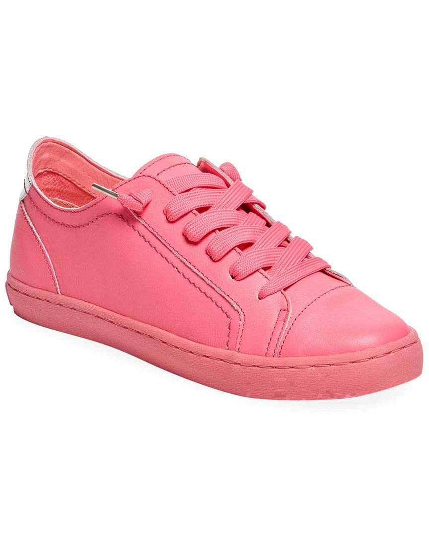 Dolce Vita Zeze. N Leather Low-Top Sneaker, 6.5