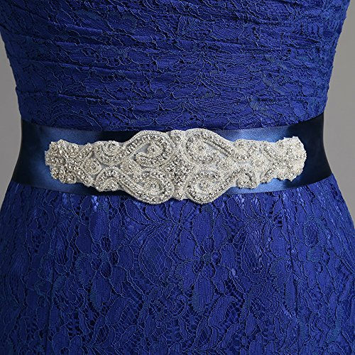 Royal Belt Lace Mermaid Yinyyinhs Evening Formal Women's Blue Dress Dresses Long With Prom qHPTZwxvPB