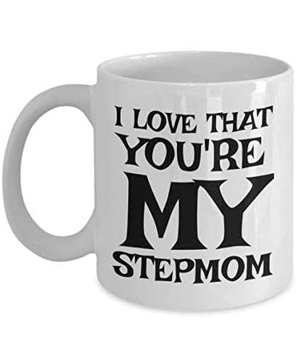 But YouRe My New Stepmom