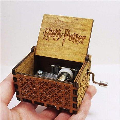 Arth Love Game of Thrones/Harry Potter Caja de música de Madera ...