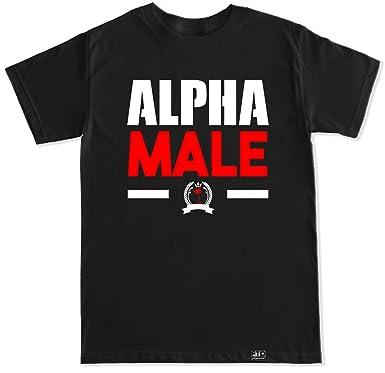 4d2051b0ebc3 Amazon.com: FTD Apparel Men's Alpha Male T Shirt: Clothing