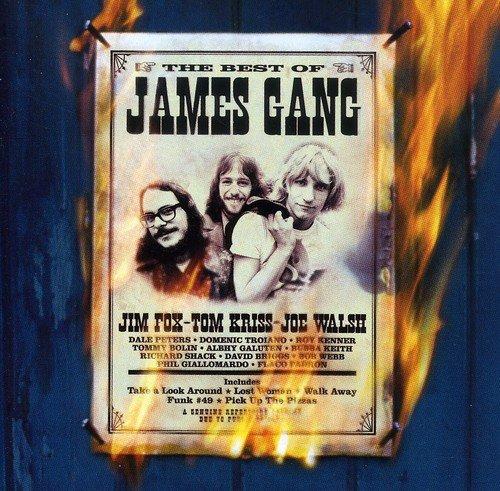 James Gang - The Best Of James Gang - Zortam Music
