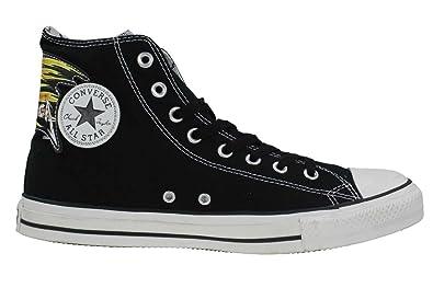 Converse CT ALL Star Chucks Metallica Totenkopf Skull LIMITED Edition Sneaker, tamaño de zapato:eur 42