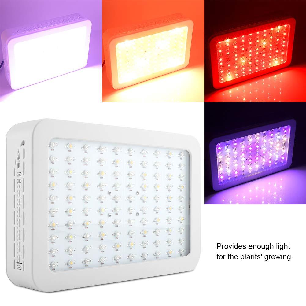 LED Grow Light Grow Lamp Plant Growing Light Full Spectrum Grow Light for Indoor Plants Greenhouse Hydroponics Plants 1500W UK Plug