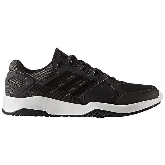 check out a64e8 a687c Adidas Duramo 8 Trainer Training Shoes for Men - Black White  Amazon.ae