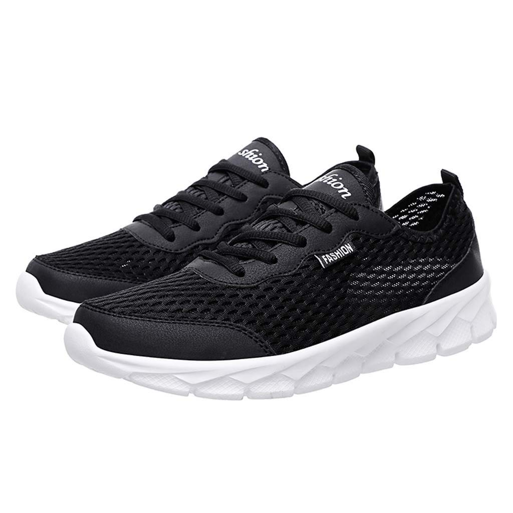 Amazon.com: Mens Hiking Shoes, Sharemen Mens Sneakers Lightweight Running Shoes Breathable Tennis Comfortable Walking Sneakers: Clothing