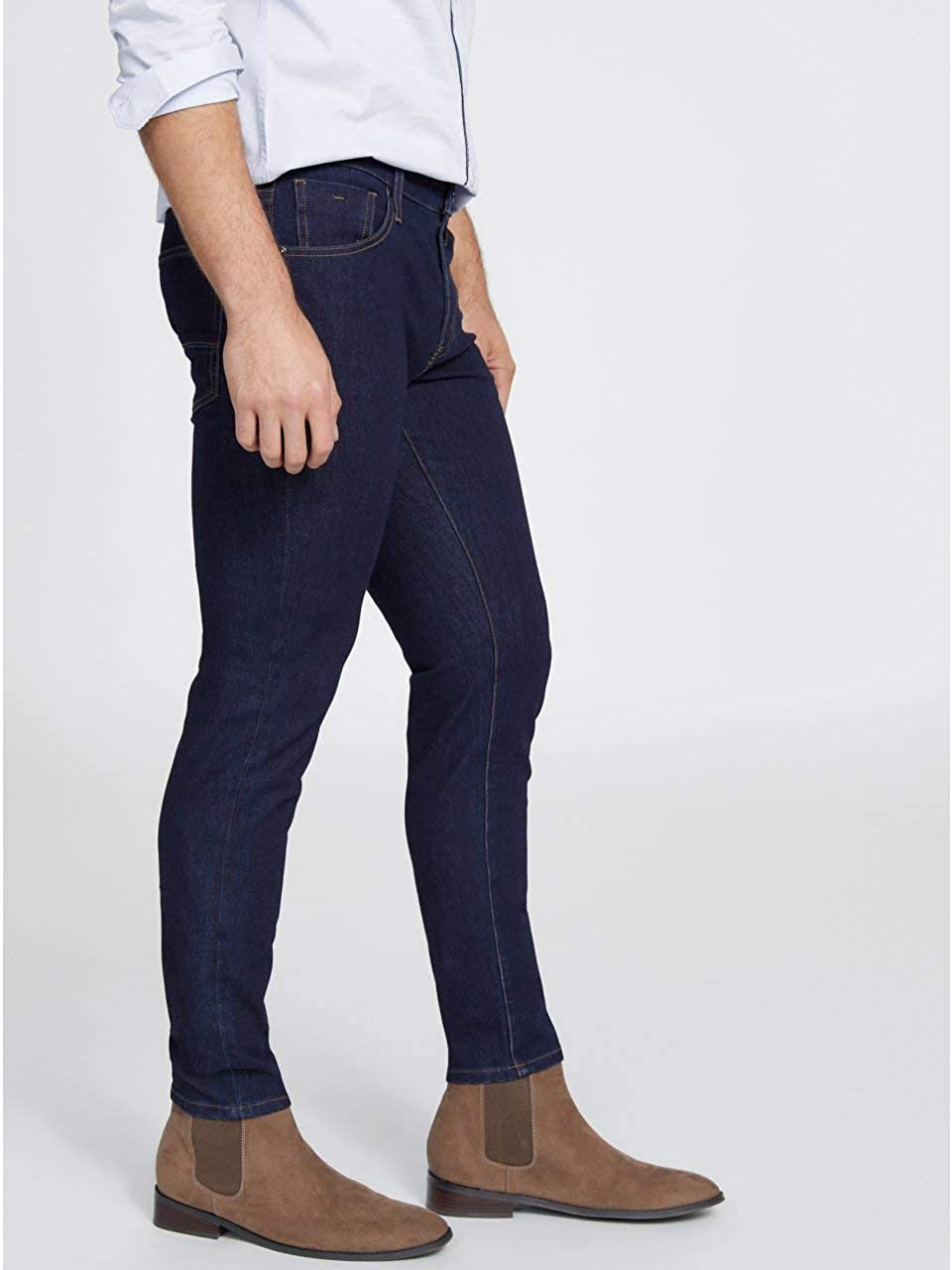 G by GUESS Mens Prime Super-Skinny Jeans