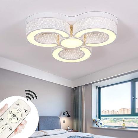 YESDA - Lámpara de techo LED, creativa, en forma de C, de bajo consumo, para pasillo, salón, dormitorio, cocina