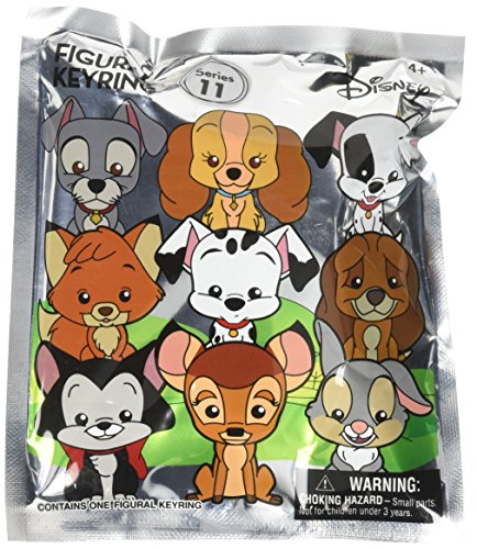 Disney Series 11 - 3D Key Ring Collectible Blind Bag Accessory ()