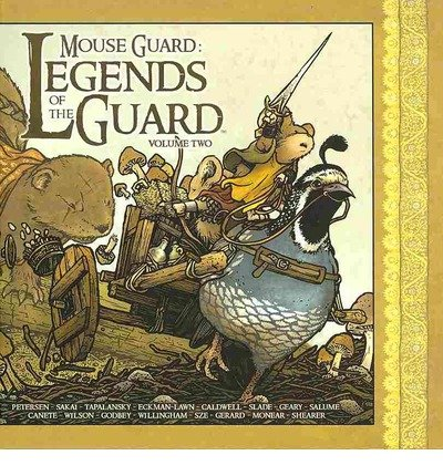 Mouse Guard: Legends of the Guard Volume 2 (Hardback) - Common pdf epub