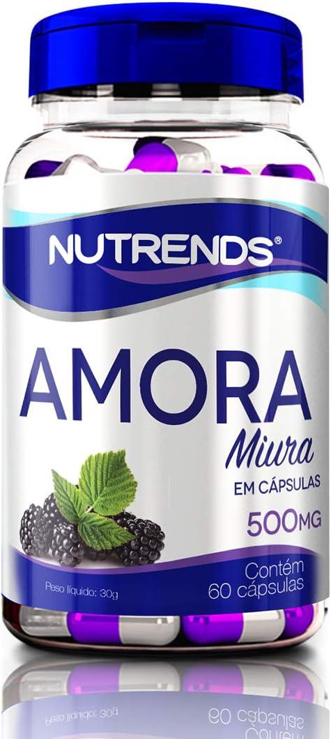 Amora Miura 500Mg 60 Cápsulas, Nutrends
