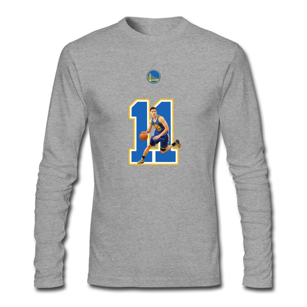 detailed look 5d297 8bc7d Amazon.com: USTJC Men's Klay Thompson Golden State Warriors ...