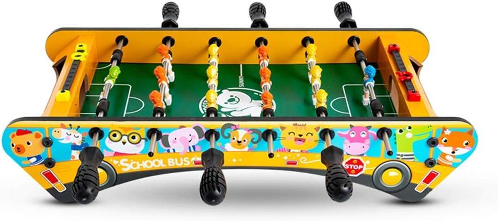 Futbolines Fútbol De Mesa Para Niños Juguetes Para Niños Juguete Educativo Para Niños Regalo De Juguete Para Niños De 3-10 Años Máquina De Fútbol De Mesa Para 6 Asientos Regalo Máquina De