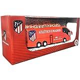 Eleven Force Atlético Madrid Autobús réplica Real 20 Cm Color Rojo Ninguna 63652