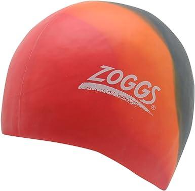 Zoggs Ninos Junior Mcolour Gorras Sombrero Nadar Impermeable ...