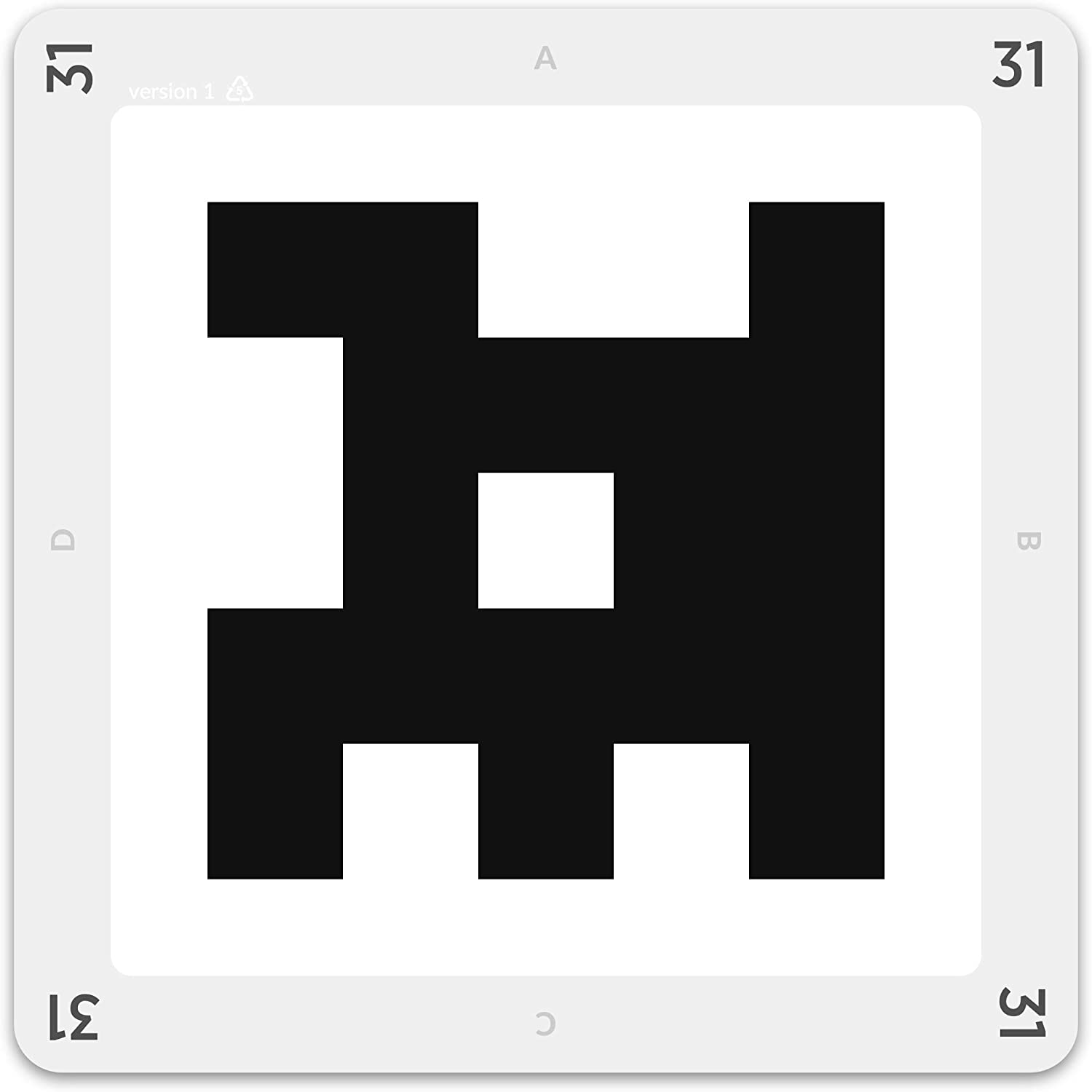 Amazon.com : Plickers All-Plastic Cards – Engage Every Student with  Real-Time Formative Assessment (Small Answers, Cards 31-40) : Office  Products