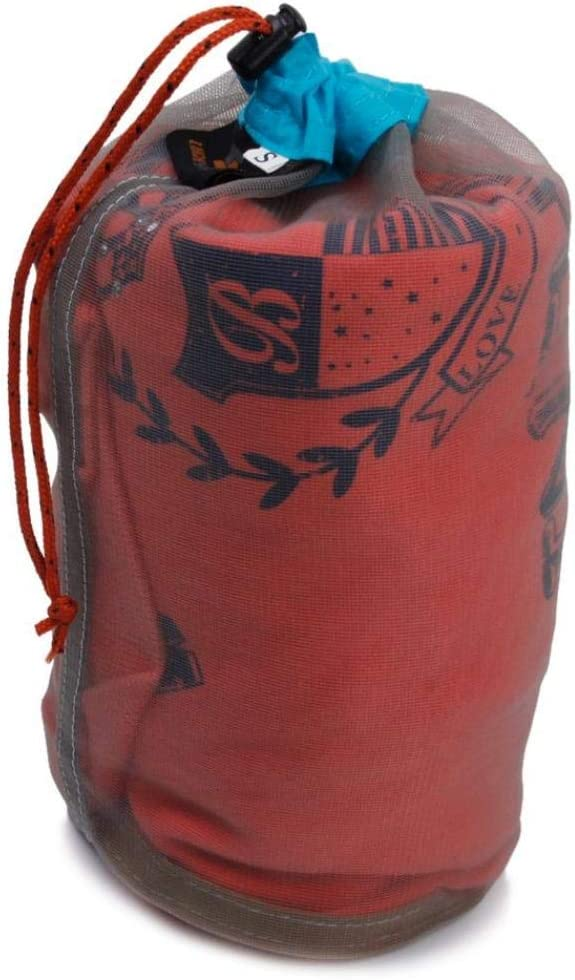 Gamloious Ultra Light Stuff Sack Storage Bag for Tavel Camping 9.84 x 7.09 inch
