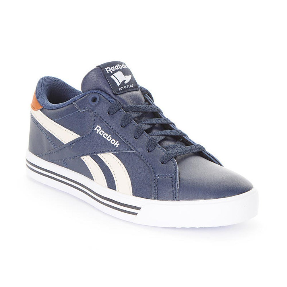 7008292dea8fd Boys Reebok Children Boys Royal Comp Low Trainers in Navy - 13 child   Amazon.co.uk  Shoes   Bags