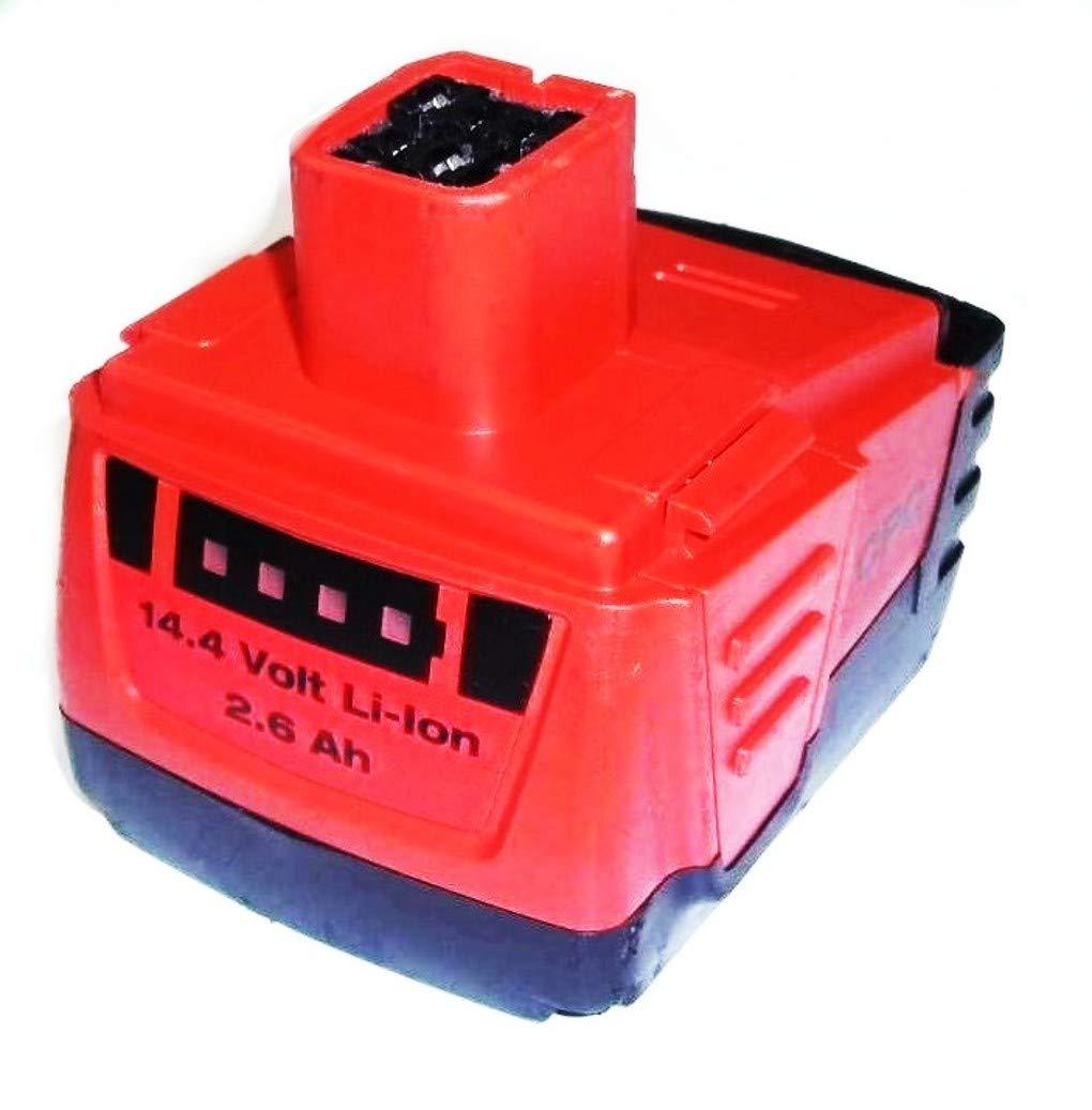 Hilti B 144/B14 Li-Ion 14.4 V CPC #273114 2.6ah Li-ion Battery