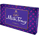 Original Cadbury Dairy Milk Chocolate Milk Tray Imported From The UK England The Best Of British Chocolate Candy The Nation's Favorite Assortment Of Milk Chocolates