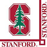Creative Converting 20 Count Stanford Cardinals Beverage Napkins