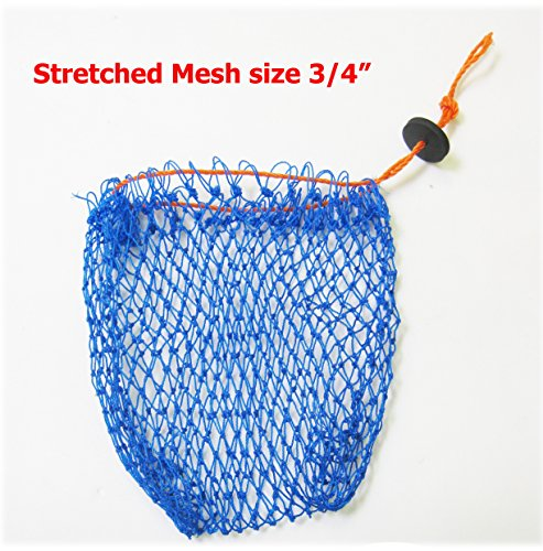 KUFA Sports bait bag with rubber locker BAG-6 ()