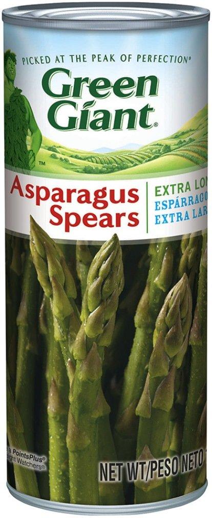 Green Giant Extra Long Asparagus Spears, 15 Ounce