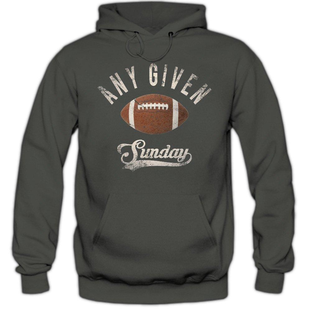 Shirt Happenz any Given Sunday An Jedem Verdammten Sonntag Hoodie Herren Super Bowl American Football Hoodies NFL Kapuzenpullover