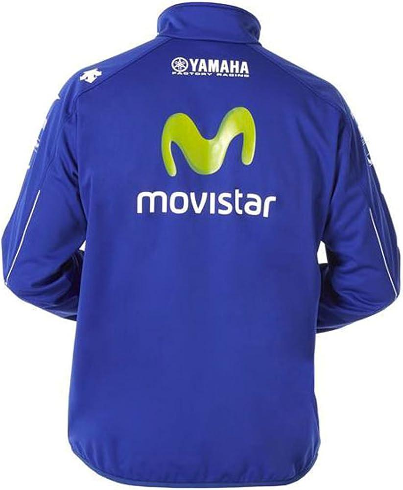 Yamaha - Chaqueta - para Hombre Azul Medium: Amazon.es: Ropa y ...