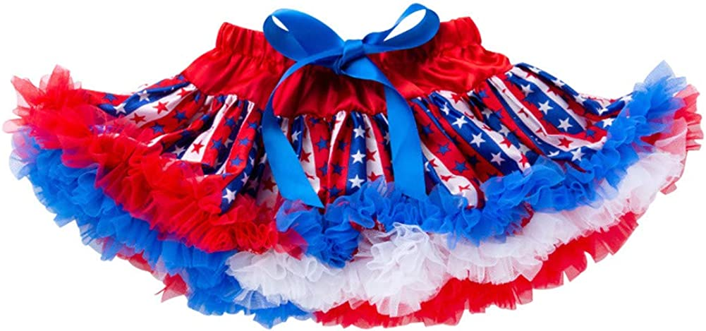 Mud Kingdom Cute Baby Girls Tutu Skirt Boutique Festival Wear