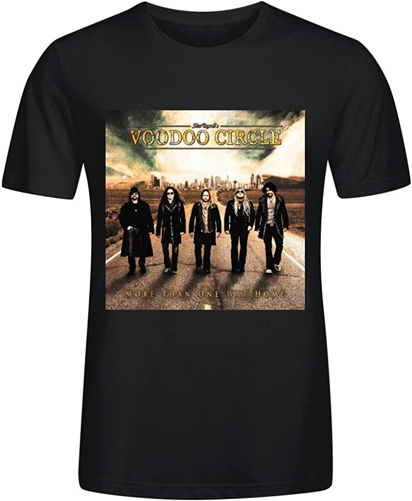 Voodoo Circle More Than One Way Home T-shirt For Men