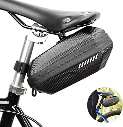 CATEYE Bicycle Saddle Bag Tool Storage MTB Bike Tail Seat Rear Pouch Bag New
